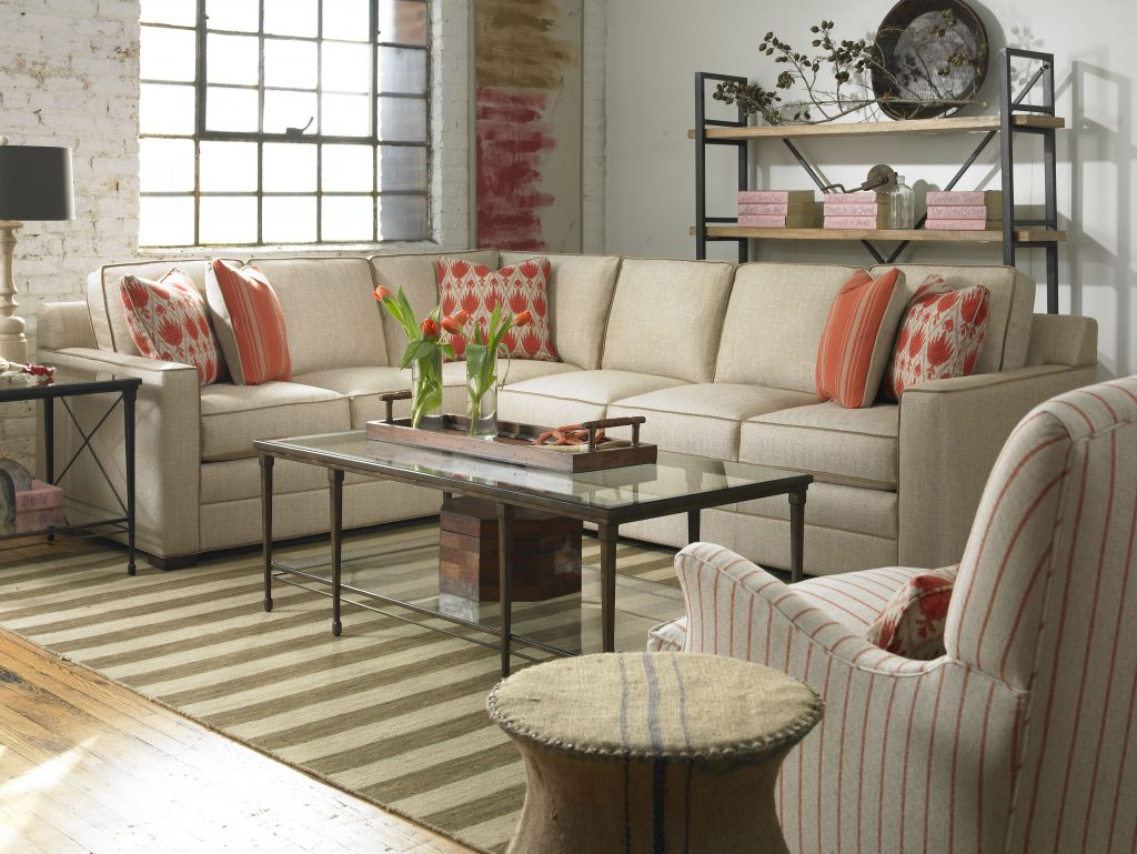 Vanguard Summerton sectional 610