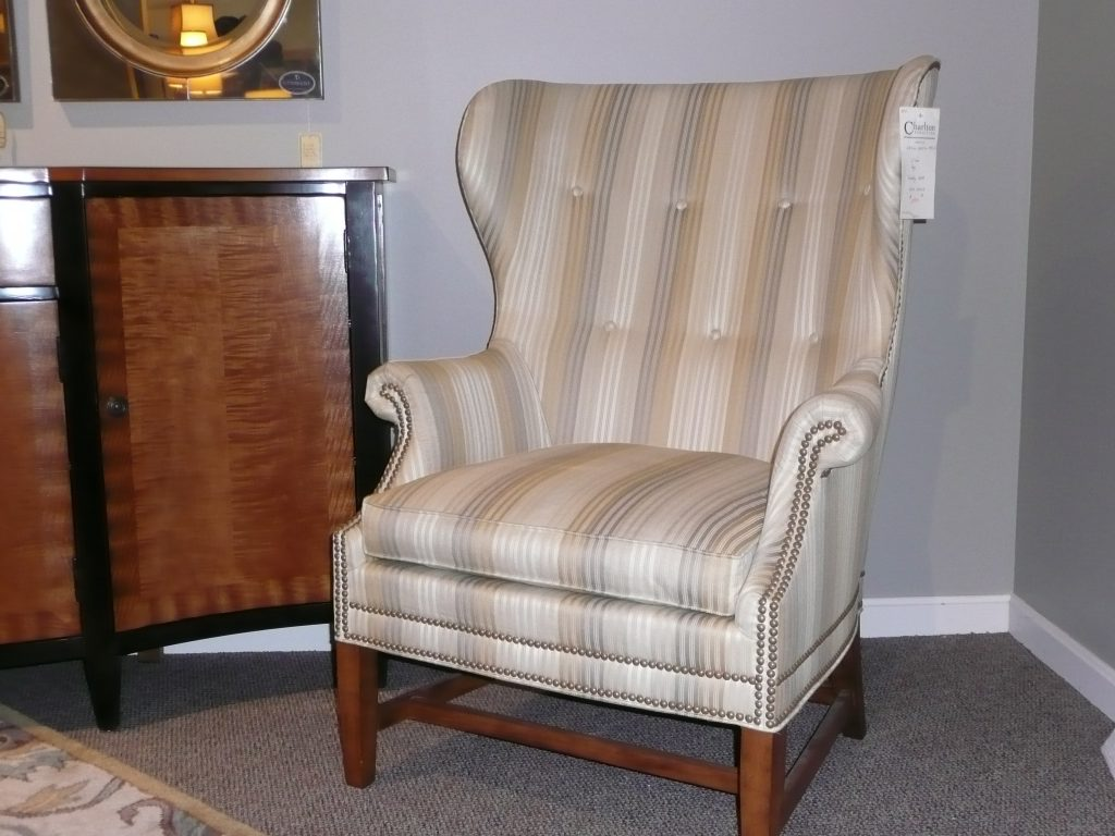 Wesley Hall Chair