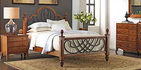 Nichols & Stone Cypher Bed