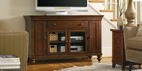 Hooker Furniture 1037-56401 Entertainment Console