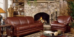 Smith Brothers Leather Collection 346