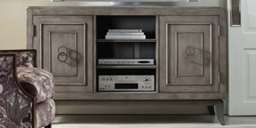 Hooker Furniture Entertainment Console 500-55-123