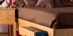 Gat Creek Dylan Storage Bed