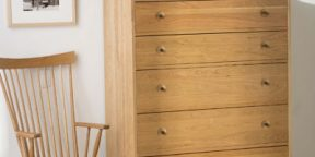 Gat Creek Eastwood Five Drawer Chest