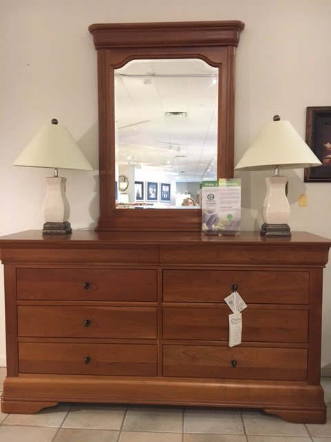 The Louis Philippe Collection Is Done In Cherry Wood With A Fruitwood  Finish. The Set Is On Our Floor At $10,295; And Now On Clearance At $7499!