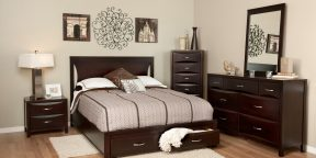 College Woodwork Amesbury bedroom