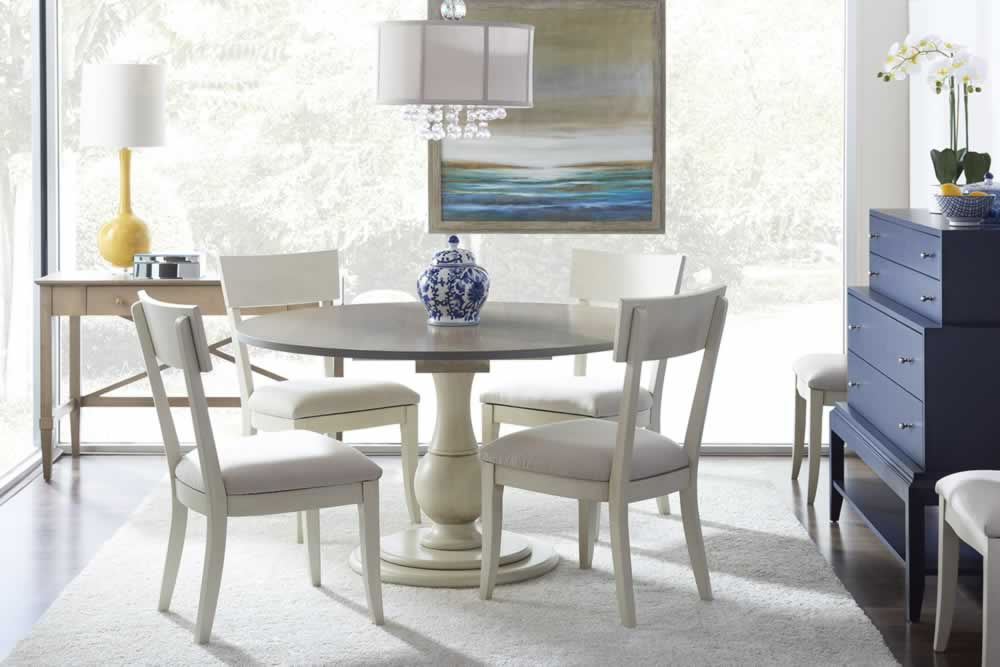 ... Gat Creek Taylor Table, Bella Side Chairs And Talmadge Chest ...