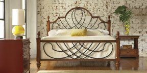 Nichols and Stone Cypher King Bed