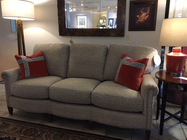 Barringer Sofa By Wesley Hall