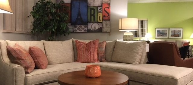 Barrett Sectional By Wesley Hall